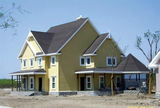 行业动态     轻钢结构住宅建筑一般指用冷弯薄壁钢结构作为承重骨架